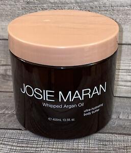 NEW Josie Maran Whipped Argan Oil Hydrating Body Butter JUICY MANGO 13.5oz