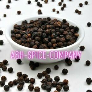 Black Peppercorns Whole Premium Quality *SPECIAL OFFER* Free UK P&P