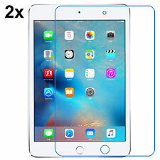 2 X Tempered Glass Screen Film Protector Scratch Resist for Apple iPad Air 2 1