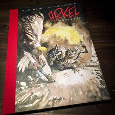 Hardy / Desberg: ARKEL vol.1 : La fleur du pendu & les 7 diables supérieurs TL