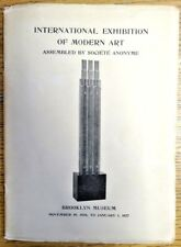 Brooklyn Museum: Catalogue of An International Exhibition of Modern Art Assemble