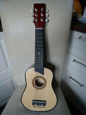 Kinder Gitarre Konzertgitarre Akustikgitarre Holz Musikinstrument