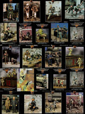 VLS Warriors 1-35th Various models 35405 to 35494 35406 35406 35473 35477  35489