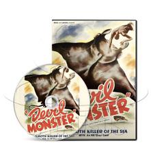 Devil Monster (1936) Adventure, Horror Movie / Film on DVD
