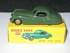 DINKY ATLAS JAGUAR XK120 COUPE #157 (MIB)