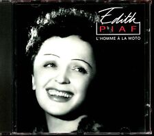EDITH PIAF - L'HOMME A LA MOTO - CD ALBUM [1039]