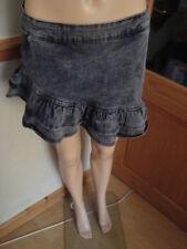 Denim Fishtail Skirts for Women