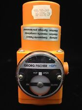 Georg Fischer Pneumatic Actuator Ball Valve 198.150.340