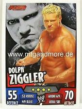 Slam attax rumble-Dolph ziggler-raw