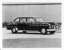 1950 Dodge D34 Coronet Seven Passenger Sedan, Factory Photo (Ref. # 38649)