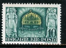 HUNGARY - 1940.Recov.of northeastern Transylvania MNH!! Mi:638 crown