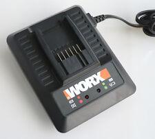 WORX WA3841 WA3840 charger for Lithium Ion battery WA3512 WA3520 WA3525