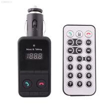 9368 New Bluetooth 3.0 Wireless Auto Car Vehicle Audio Music MP3 SD Remote
