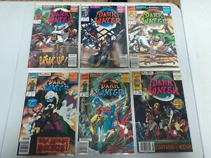 PIRATES OF DARK WATER #1 2 3 4 5 6 COMPLETE SET ALL NEWSSTAND VARIANTS F TO NM