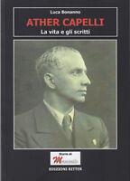 Luca Bonanno - ATHER CAPELLI. La vita e gli scritti