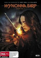 Wynonna Earp : Season 1 - DVD NEW & Sealed - R4 AUS Series 1