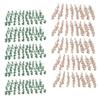 1000x Mini Soldiers Army Men Action Figures Model Kits Toys Collections