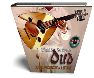 MIDDLE-Eastern OUD - Large authentic WAVE Samples/loops Studio Library