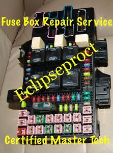 2004-2008 Ford F-150 Fuse Box Repair Service