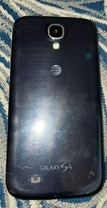 Samsung Galaxy S4 AT&T Smart Phone Cell Phone 16GB Black
