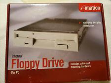 imation internal 3 1/2 inch floppy drive w/beige bezel
