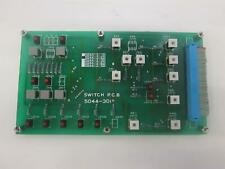 Switch PCB, 5044-301, Used, Working When Removed