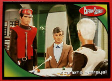 CAPTAIN SCARLET - Card #7 - Scarlet's Betrayal - Cards Inc. 2001