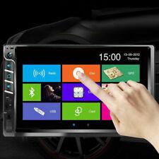 7 Inch Double 2 DIN Car MP5 Player Dual Ingot Bluetooth FM Radio USB Multimedia