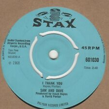 Sam & Dave  I thank you Stax 601030 Soul Northern Rocksteady