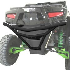Arctic Cat Steel Tube Rear Bumper Black - 2018-2020 Wildcat XX - 2436-431