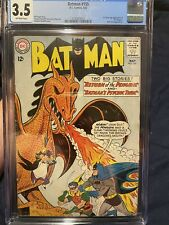 BATMAN #155 CGC 3.5 1ST SILVER AGE APPEARANCE OF THE PENGUIN VICKI VALE APPEAR
