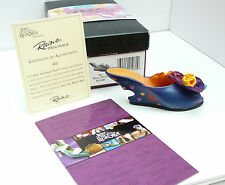 Just The Right Shoe Rio #25080 by Raine - Mint in Box with Paperwork
