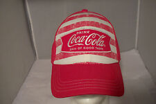 Drink Coca-Cola Sign Of Good Tast Adjustable Hat