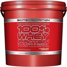 PROTEINAS 100% WHEY PROTEIN PROFESSIONAL 5000gr SCITEC NUTRITION ELIGE SABOR