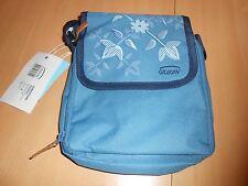 sacoche sac bandoulière OXBOW bleu-gris - neuf
