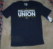NEW ADIDAS MLS Philadelphia Union Soccer T Shirt Youth Boys XL 18 NEW NWT