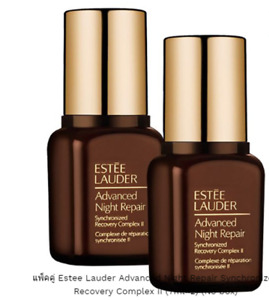 2xEstee Lauder Advanced Night Repair Synchronized Recovery Complex II 7ml No box