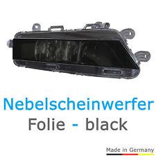 Nebelscheinwerfer Folie - schwarz / grau - für Skoda Octavia III 3 5E - ab 2017