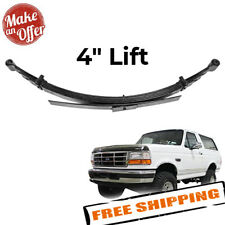 """Pro Comp 23211 Rear 4"""" Lifted Leaf Spring for 1982-1996 Ford Bronco / F-150"""
