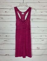 Intimately Free People Women's Sz XS Extra Small Pink Sleeveless Summer Top Tank