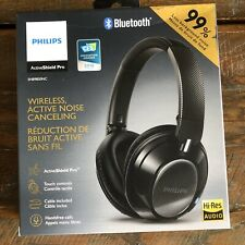 phillips bluetooth noise cancelling headphones