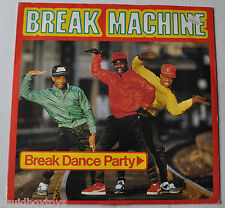 BREAK MACHINE Break Dance Party 12 inch Record Single 1984