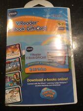 VTech V.Reader E-Book Gift Card $20 Value