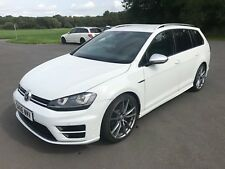 2016 VOLKSWAGEN GOLF R ESTATE 2.0 TFSI DSG 18K - DRIVEAWAY NOT DAMAGED SALVAGE