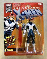 Uncanny X-Men Marvel Legends Retro Collection Wave 3 Cyclops