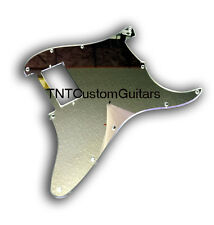 Dragonfire Strat 1H Pickguard, ONE HUMbucker, 1 Hum Color & Hole Position Choice