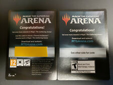 MTG Arena Magic the Gathering Single Booster Code Throne of Eldraine