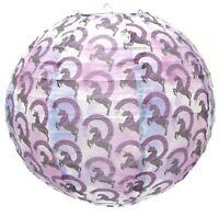 Unicorn Paper Ceiling Light Lamp Shade 30cm ~ design may vary