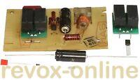 Reparatursatz Revox A77 MK IV Record relay 1.077.715 mit Ersatzrelais ITT A2610