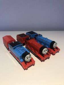 Thomas The Tank Trackmaster Trains Bundle